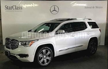 Foto venta Auto usado GMC Acadia Denali (2017) color Blanco precio $569,000
