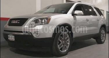 GMC Acadia 5P C V6/3.6 AUT 7/PAS usado (2012) color Plata precio $235,000
