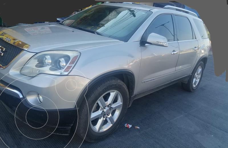 GMC Acadia SLT usado (2008) color Plata precio $120,000