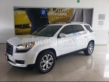 GMC Acadia 5P DENALI V6/3.6 AUT usado (2016) color Blanco precio $436,756