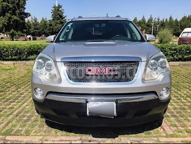 Foto venta Auto usado GMC Acadia Paq. B (275Hp) (2007) color Gris Plata  precio $137,500
