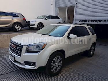 Foto venta Auto usado GMC Acadia Paq. B (2015) color Blanco Diamante precio $360,000