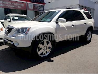Foto venta Auto usado GMC Acadia Paq. C (275Hp) (2012) color Blanco Diamante precio $255,000