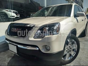 Foto venta Auto usado GMC Acadia Paq. C (2010) color Blanco precio $199,900