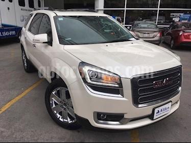 Foto venta Auto Seminuevo GMC Acadia Paq. D (2014) color Blanco Platinado precio $335,000