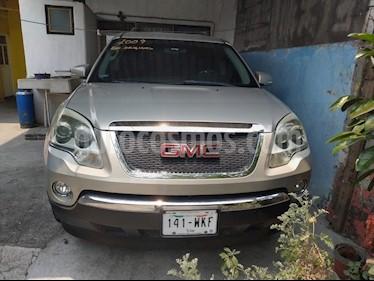Foto venta Auto usado GMC Acadia Paq. D (2009) color Dorado precio $170,000