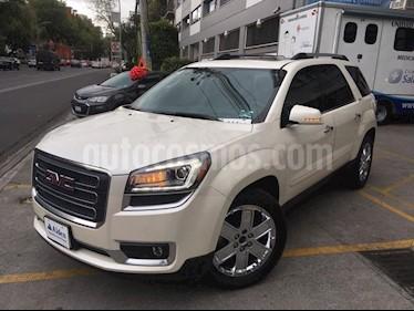 Foto venta Auto Seminuevo GMC Acadia SLT 2 (2014) color Blanco precio $335,000