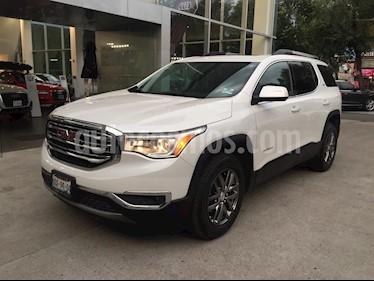 Foto venta Auto usado GMC Acadia SLT 2 (2017) color Blanco precio $485,000