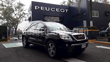 Foto venta Auto usado GMC Acadia SLT (2012) color Negro Grafito precio $229,900