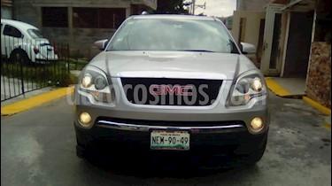 Foto venta Auto usado GMC Acadia SLT (2008) color Dorado precio $155,000