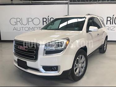 Foto venta Auto usado GMC Acadia SLT (2014) color Blanco precio $329,000
