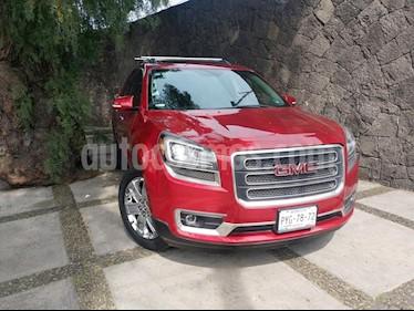 GMC Acadia SLT usado (2013) color Rojo Obscuro precio $289,000