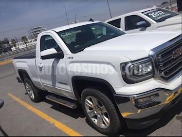 Foto venta Auto usado GMC Sierra Cabina Regular SLE 4x4 (2017) color Blanco precio $550,000