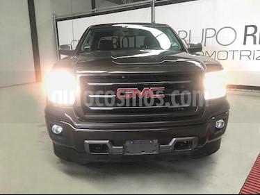Foto venta Auto usado GMC Sierra Crew Cabina All Terrain 4x4 (2015) color Gris precio $529,000