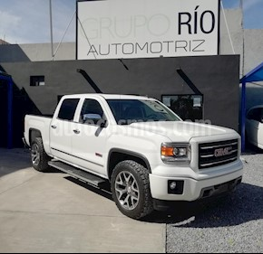 Foto venta Auto usado GMC Sierra Crew Cabina All Terrain 4x4 (2014) color Blanco precio $515,000