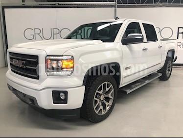 Foto venta Auto usado GMC Sierra Crew Cabina Paq B 4x4 (2014) color Blanco precio $519,000