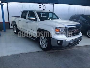 Foto venta Auto usado GMC Sierra Crew Cabina SLT 4x4 (2014) color Blanco precio $509,000