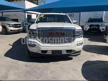 Foto venta Auto usado GMC Sierra Denali (2018) color Blanco precio $798,000