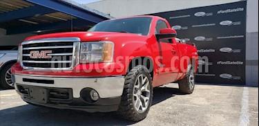 GMC Sierra SLE usado (2013) color Rojo precio $295,000