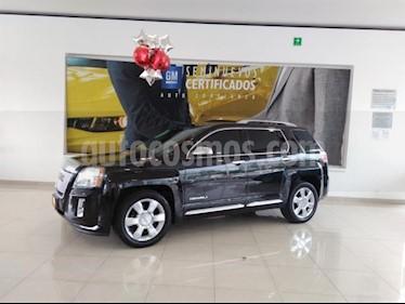 Foto venta Auto usado GMC Terrain 5p Denali V6/3.6 Aut (2015) color Negro precio $323,900