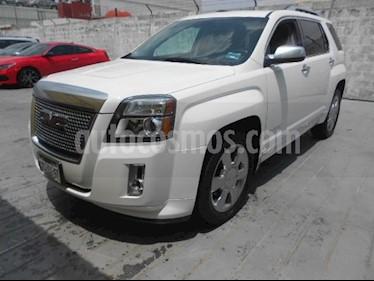 Foto venta Auto usado GMC Terrain 5p Denali V6/3.6 Aut (2015) color Blanco precio $300,000