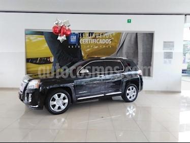 GMC Terrain 5p Denali V6/3.6 Aut usado (2014) color Negro precio $298,900