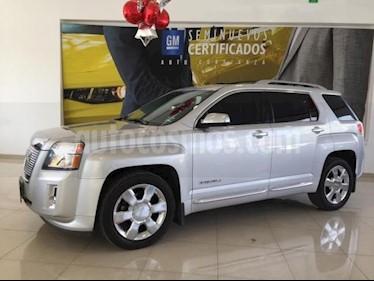 Foto venta Auto usado GMC Terrain 5p SLT V6/3.6 Aut (2014) color Gris precio $308,900
