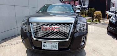 Foto venta Auto usado GMC Terrain Denali  (2015) color Negro precio $315,000
