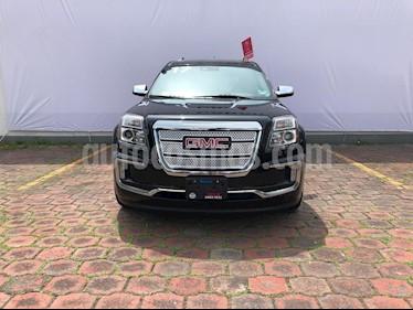 Foto venta Auto usado GMC Terrain Denali (2017) color Negro precio $414,900