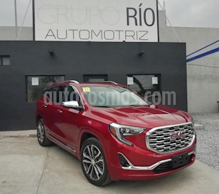 Foto venta Auto usado GMC Terrain Denali (2018) color Rojo precio $559,000