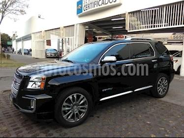 Foto venta Auto usado GMC Terrain Denali (2016) color Negro Carbon precio $339,000