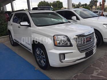 Foto venta Auto usado GMC Terrain Denali (2017) color Blanco precio $460,000