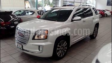 Foto venta Auto usado GMC Terrain Denali (2017) color Blanco precio $440,000