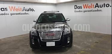 Foto venta Auto usado GMC Terrain Denali  (2014) color Negro precio $245,000