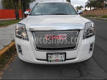 Foto venta Auto Seminuevo GMC Terrain Denali  (2013) color Blanco precio $280,000