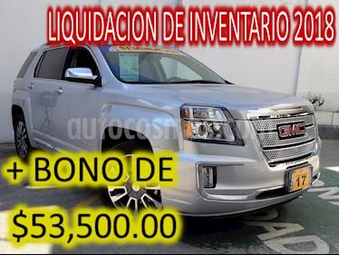 Foto venta Auto usado GMC Terrain Denali (2017) color Plata Brillante precio $429,500