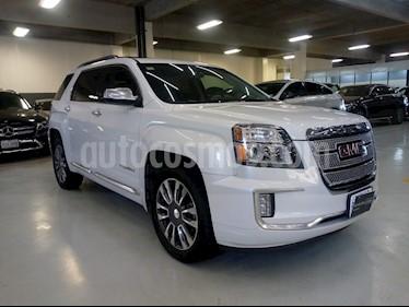 Foto venta Auto usado GMC Terrain Denali (2016) color Blanco precio $340,000