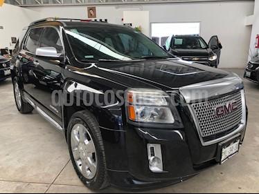 Foto venta Auto usado GMC Terrain Denali (2014) color Negro precio $229,000