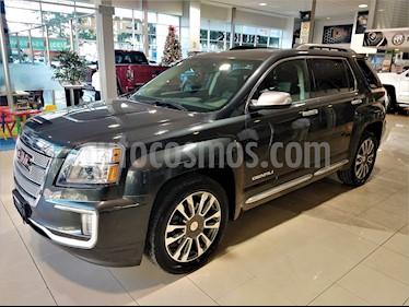 Foto venta Auto usado GMC Terrain Denali (2017) color Negro precio $425,000
