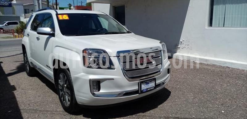 GMC Terrain DENALI V6/3.6 AUT usado (2016) color Blanco precio $295,000