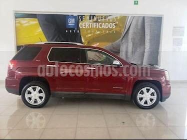 GMC Terrain 5P SLT 3.6L 301 HP TA QC RA-18 usado (2017) color Rojo precio $360,900