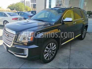 GMC Terrain 5p Denali V6/3.6 Aut usado (2017) color Negro precio $357,000