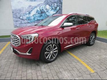 Foto GMC Terrain Denali usado (2019) color Rojo precio $579,000