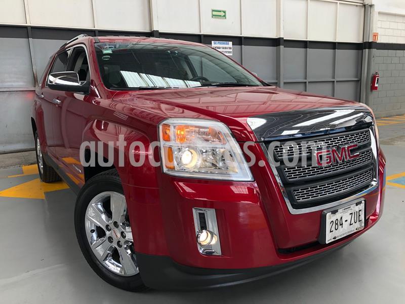 GMC Terrain SLT usado (2014) color Rojo precio $250,000