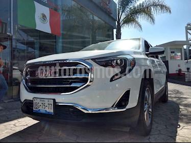Foto GMC Terrain 5p SLT V6/3.6 Aut usado (2018) color Blanco precio $410,000