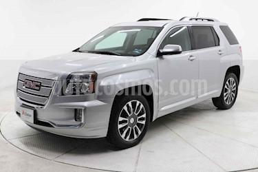 GMC Terrain 5p Denali V6/3.6 Aut usado (2016) color Plata precio $299,000