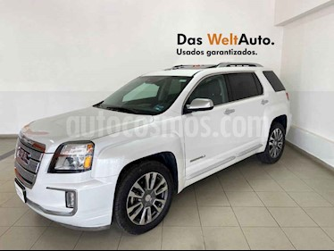 GMC Terrain 5p Denali V6/3.6 Aut usado (2017) color Blanco precio $334,995