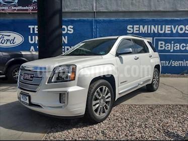 GMC Terrain Denali  usado (2017) color Blanco precio $420,000