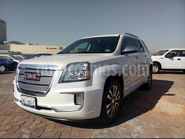 GMC Terrain DENALI V6/3.6 AUT usado (2016) color Blanco precio $285,000