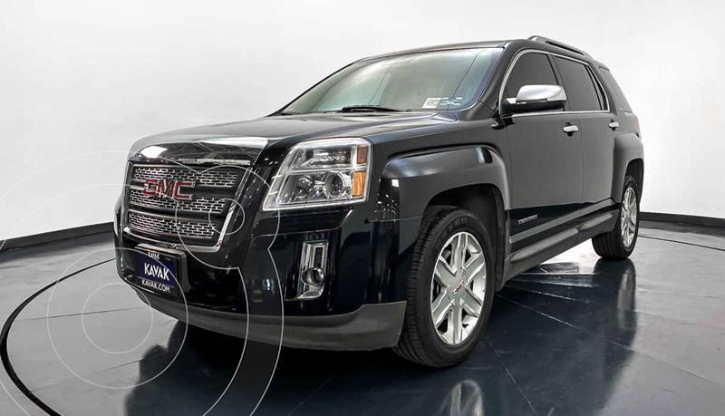 GMC Terrain SLT V6 3.0L usado (2013) color Negro precio $227,999